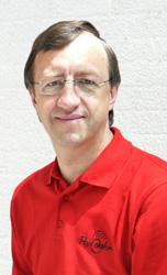 Chorleiter Raphaël De Vos