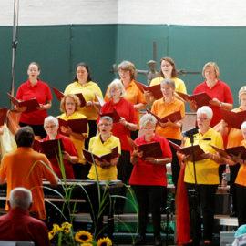 PopcOhr gibt Jahreskonzert in der gut besuchten Dreifaltigkeitskirche
